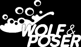 Logo Wolf & Poser