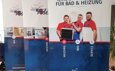 Baufachmesse in Zwickau